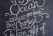 Sea, Surf and Sailboats