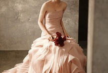 Wedding Dress Desire / Photos of wedding dresses on the wedding day from designers and real weddings.   / by Emma + Josh