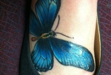 Tattoos/Piercings / by Cathrin Carmichael