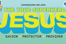VBS 2015 / by Kimberly Cooper