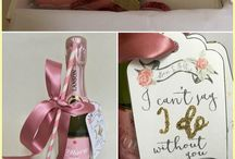 Bridesmaid/Groomsman Gifts