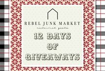 Rebel Junk Blog / Our blog is full of fun, vintage,  vendor reviews, vendor support and just a few of my favorite things!