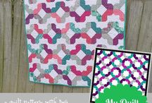 A. Quilt Patterns - Want to Buy