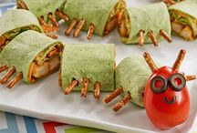 Easy Back to School Recipes for Family Dinner / Whip up these easy recipes to gather the family around the dinner table. / by Alexia Foods