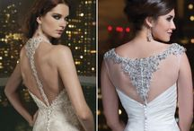 This or that? / Tell us which of these gorgeous wedding dresses is your favorite!