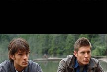 Those darn Winchesters... And Bobby & Cas, too.