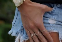 Jewels and rings