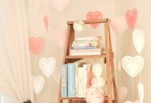 Valentine Decorations and Ideas / by Stacy Udo