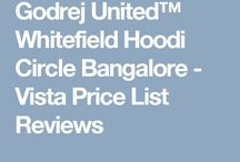 Godrej United / Godrej United offers 3 bhk and 4 bhk in very affordable price at Whitefiled Bangalore.