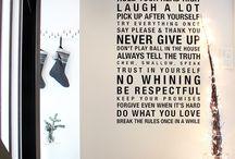 Huis / Leuke dingen