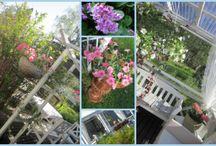 Villa Vaarala / Garden