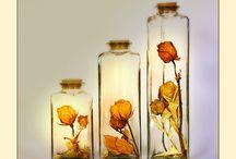 Gedroogde bloem