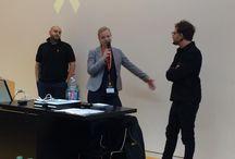 NJT 2016 -  Sponsor-Partner mmp - marketing mit pfeffer / Nationale JuMP Tagung 2016 in Frankfurt/Main  Die Nationale JuMP Tagung (NJT) ist eine jährliche Veranstaltung für Marketing Nachwuchsführungskräfte, die jedes Jahr von den Jungen Marketing Professionals (JuMPs) eines anderen Marketing Clubs ausgerichtet wird. Die NJT findet vom 31. März – 02. April 2016 in Frankfurt am Main statt.