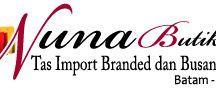 Nuna Butik Tas Import Batam / www.nunabutik.com - Menyediakan Tas Branded Import dan Busana Fashion Import dengan harga Bersaing. Kami Melayani Pengeriman Seluruh Indonesia. Reseller Welcome
