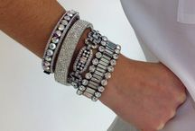 Making a statement on your wrist / Stacks on
