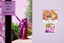 My Wedding Guest Book / #DesainBukuTamuSurabaya