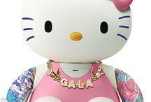 Hello kitty / by Ellehcim Revir