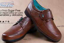 Sugar Free / Para pies sensibles y delicados.