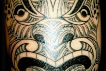 Maori Art / by Jenni Scott
