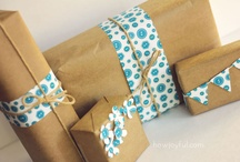 wrapping and cards