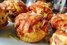 Herzhafte Muffin's
