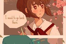 Studio Ghibli Fan Art & Stuff: The Feels