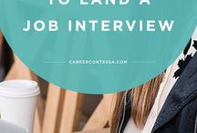 Career advancing tips / LinkedIn hacks, interview tips and personal branding.