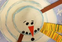 Winter Holiday Fun / Holiday crafts, decoration and more for your classroom.