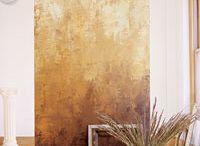 stěna obývák