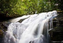Waterfalls, Rivers & Streams
