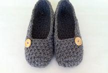 Piedi... crochet e non solo: scarpe, ciabatte, calze