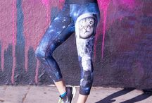 Cat leggings! / Amazing cat leggings!