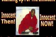 "Terrance Bowman-Taylor / wrongfully convicted by a corrupt court and sentenced to die for crimes ""I DID NOT COMMIT"". / by Darcy Delaproser"