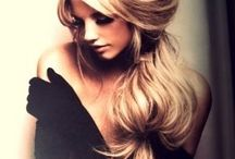 Hairspiration / The perfect makeup needs the perfect hair style to compliment. Take a look at these stunning hair dos