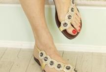 Jewelry: DIY feet jewelry
