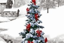 Winter/Christmas/Snow