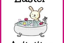 Easter / by Ashley Garaux