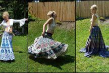Long Women Skirts