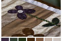 Palette - pantone