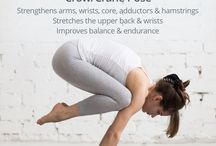 Yoga and body balance