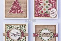 6x6 pads / Craftwork Cards