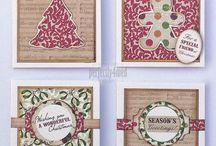 6x6 pads / Craftwork Cards