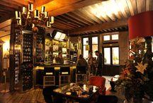 Tournage au bar du CEP d'une scène du film « Premiers Crus » / by Hôtel Le Cep - Beaune