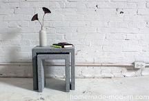 DIY :: Concrete