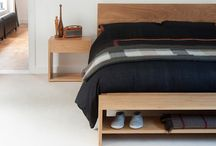 Clever Bedroom Storage / Great ideas for keeping your bedroom tidy and stylish!