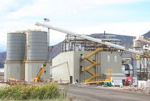 Gypsum Biomass Plant - Renewable Energy Facility / The Gypsum biomass plant is the first project of its kind in Colorado: a clean, renewable energy production facility using plant materials as fuel to create heat or energy.