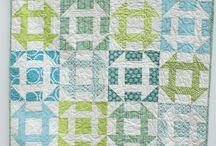 Quilt Along Designs - #QAL