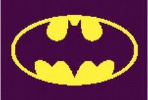 logos super heróis