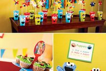 KIDS BIRTHDAY PARTIES / Birthday party and gift ideas.
