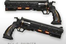 armas futuristas